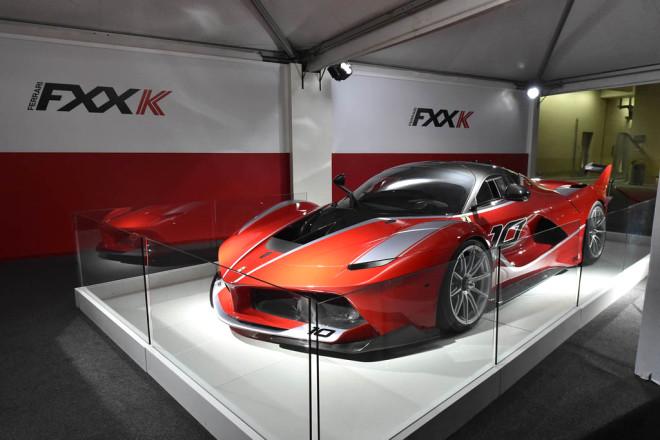Ferrari'nin Yeni Göz Bebeği Fxxk