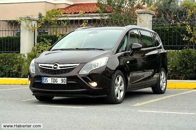 Opel Performansı Zafira Konforu
