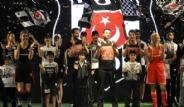 Beşiktaş Kartal Yuvası Ürünleri Defileyle Tanıtıldı