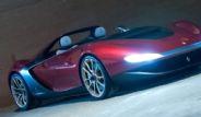 Ferrari'nin Yeni Modeli Büyülüyor