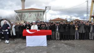 Şanlıurfa'da Şehit Olan Asker Kütahya'da Toprağa Verildi