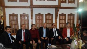 Taşköprü Belediye Başkanı Hüseyin Arslan Açıklaması