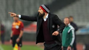 Beşiktaş, Tottenham'ı 1-0 Yendi