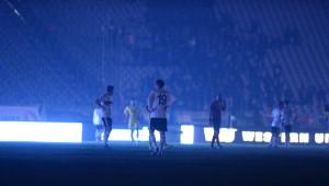 Beşiktaş - Tottenham Hotspur Maçının İlk Yarı Fotoğrafları