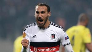 Beşiktaş - Tottenham Hotspur Maçının İkinci Yarı Fotoğrafları