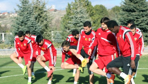 Kayserispor, Adanaspor Maçı Hazırlıklarını Sürdürüyor