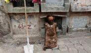 Guatemala'da Kirası Ödenmeyen Mezarlar Boşaltılıyor