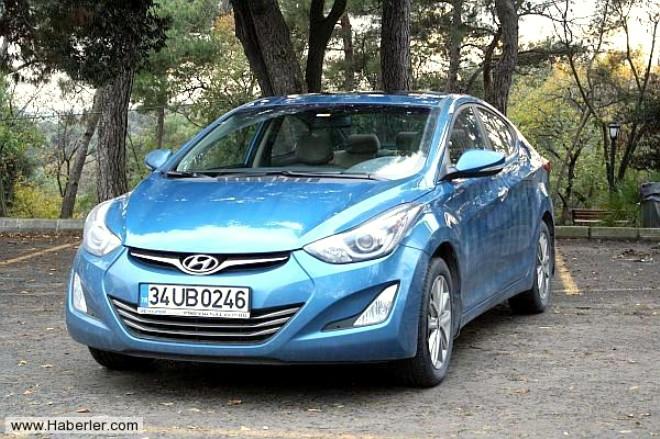 Hyundai Elantra ile Konfora Yolculuk