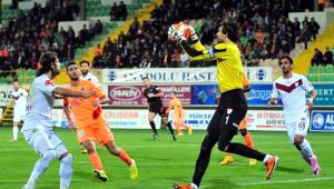 Albimo Alanyaspor - Elazığspor: 0-2