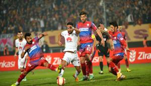 Balçova Yaşamspor: 1 - Galatasaray: 9