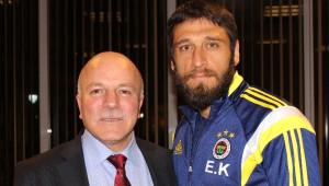 Fenerbahçeli Egemen Korkmaz'dan Sekmen'e Övgü...