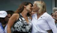 Kadın Tenisçi Rus Güzelle Evlendi