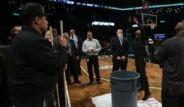 Brooklyn Nets'in 1 Milyar Dolarlık Salonu Su Aldı