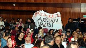 Anadolu Üniversitesi'nde Protestoculara Tepki