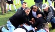 Dili Boğazına Kaçan Futbolcu Ölümden Döndü!