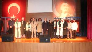 Amasya Üniversitesi'nde Mevlana'yı Anma Etkinliği