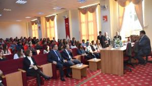 Başkan Yağcı, Öğrencilere Tecrübelerini Anlattı