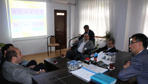 Kamu Hastaneler Genel Sekreteri Sağlam'dan Pamukova Ziyareti