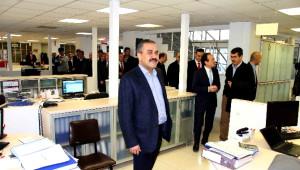 Epdk Başkanı Yılmaz ve Üyelerden Tredaş'a Ziyaret