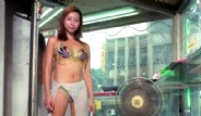 Tayvan'da Alımlı Kadınlara Dokunmak Yasak