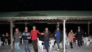 Myo Öğrencileri Gece Düzenledi