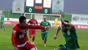 Giresunspor-Gençlerbirliği: 2-2 (Türkiye Kupası)
