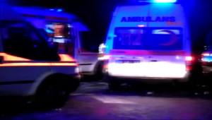 Sivas'ta Yolcu Otobüsü Şarampole Devrildi: 1 Ölü, 45 Yaralı