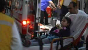 Bursa'da Esrarengiz Koku 15 Öğrenciyi Hastanelik Etti