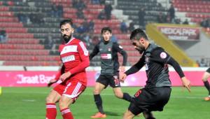 Gaziantepspor - Tuzlaspor: 2-2
