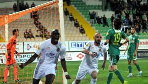 Albimo Alanyaspor - Şanlıurfaspor: 1-1