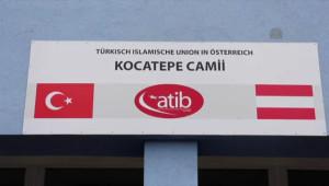 Avusturya'da Camiye İğrenç Saldırı