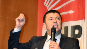 CHP'den İsmet İnönü'yü Anma ve 2015 Türkiye'si Paneli