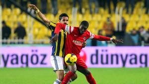 Fenerbahçe: 1 - Mersin İdmanyurdu: 0 (İlk Yarı)