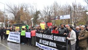 Adıyaman ve Şanlıurfa'da Uludere Protestosu