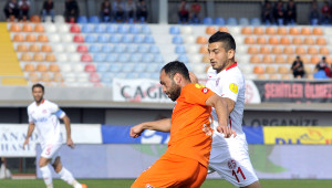 Antalyaspor: 0 – Adanaspor: 1