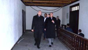 Cumhurbaşkanlığı Başdanışmanı İsen Taraklı'yı Ziyaret Etti