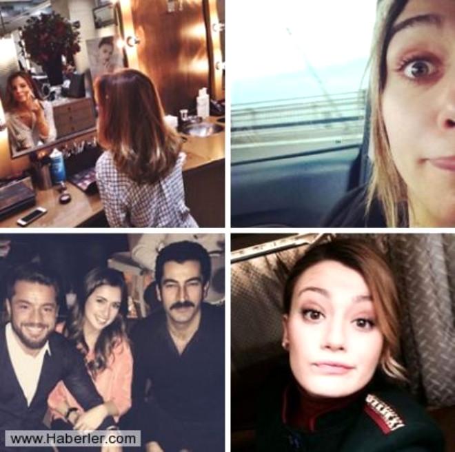 Instagram'da Ünlüler 28 Aralık 2014