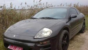 Mitsubishi Arabasını Aventador'a Çevirdi