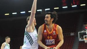 Galatasaray Lıv Hospıtal: 78 - Zalgırıs Kaunas: 69