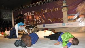 Sivas ve Tokat'ta Mekke'nin Fethi Kutlandı