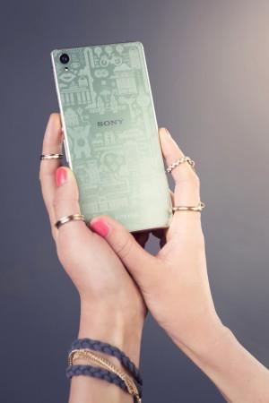 Sony, 3 Şehirden İlham Aldığı Xperia'larını Görücüye Çıkardı