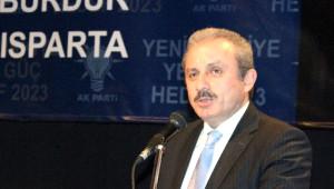 AK Parti Genel Başkan Yardımcısı Şentop Açıklaması