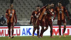 Beşiktaş - Galatasaray Maçı Caps'leri