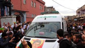 Silopi'deki Gösteride Ölen Azma Toprağa Verildi