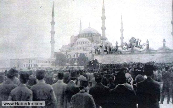 Eski Türkiye'den Efsanevi Fotoğraflar