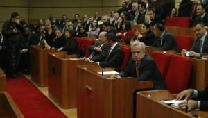 Şişli Belediye Meclisinde Soğuk Savaş