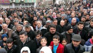 Cizre'de Öldürülen Ümit Kurt, Toprağa Verildi (3)