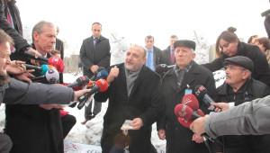 Oktay Vural'dan Kardan Adamlı İlginç Basın Toplantısı/ Fotoğraflar