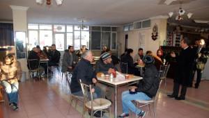 Yolda Kalanlara Akşehir Belediyesi Sahip Çıktı