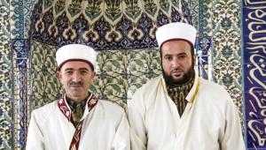 Ahlat Suriyeli İmama Kucak Açtı